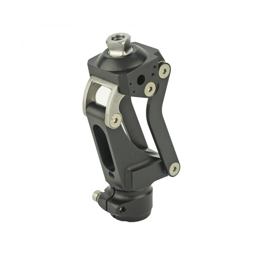 mechanical and pneumatic 4-Bar knees solution